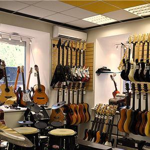 Музыкальные магазины Ельни