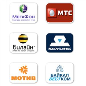 Операторы сотовой связи Ельни