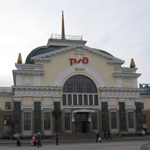 Железнодорожные вокзалы Ельни